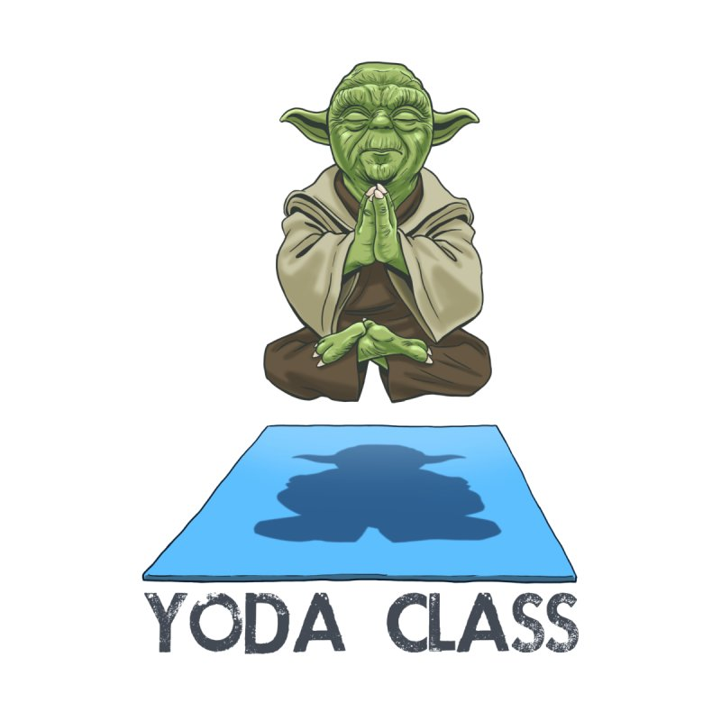 Yoda Class Men's Longsleeve T-Shirt by steveash's Artist Shop