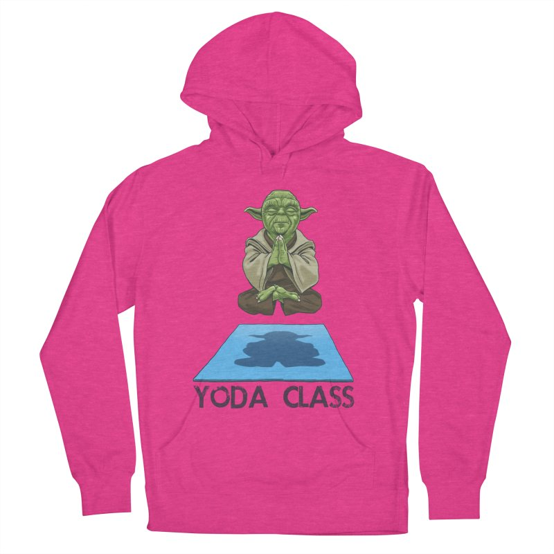 Yoda Class Women's Pullover Hoody by steveash's Artist Shop