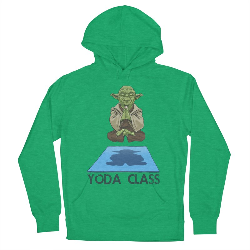 Yoda Class Men's Pullover Hoody by steveash's Artist Shop