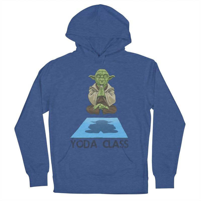 Yoda Class Men's Pullover Hoody by steveash's Artist Shop