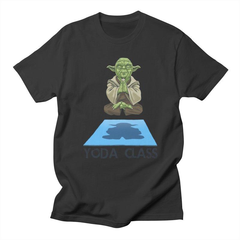 Yoda Class Women's Unisex T-Shirt by steveash's Artist Shop
