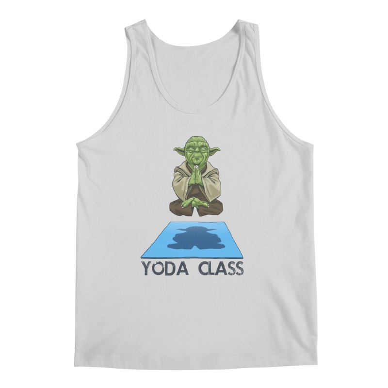 Yoda Class Men's Tank by steveash's Artist Shop