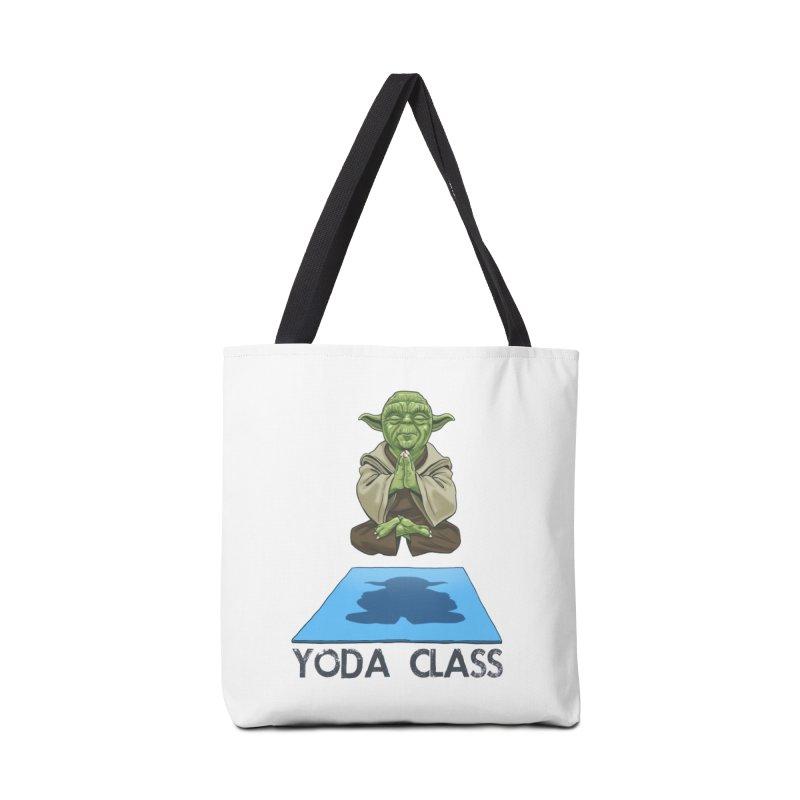 Yoda Class Accessories Bag by steveash's Artist Shop