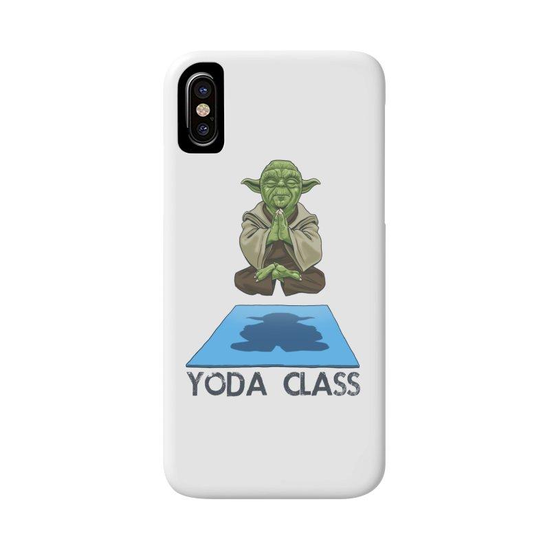 Yoda Class Accessories Phone Case by steveash's Artist Shop