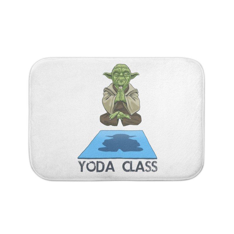 Yoda Class Home Bath Mat by steveash's Artist Shop