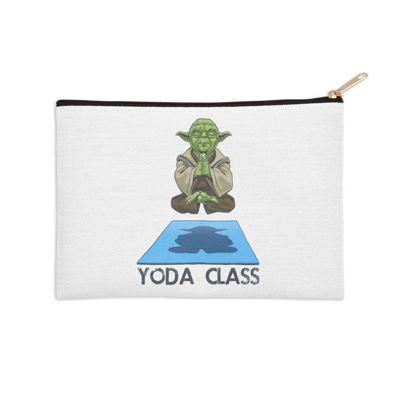 Yoda Class Accessories Zip Pouch by steveash's Artist Shop