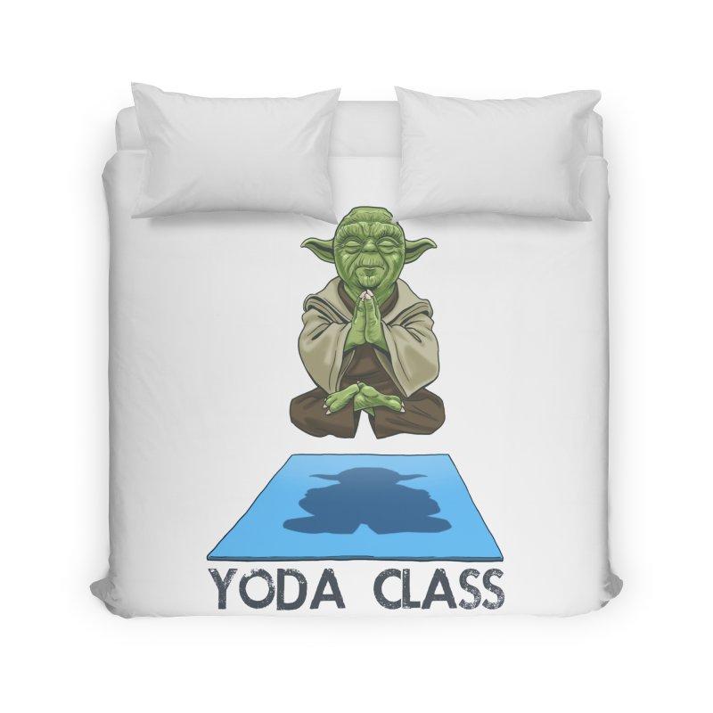 Yoda Class Home Duvet by steveash's Artist Shop