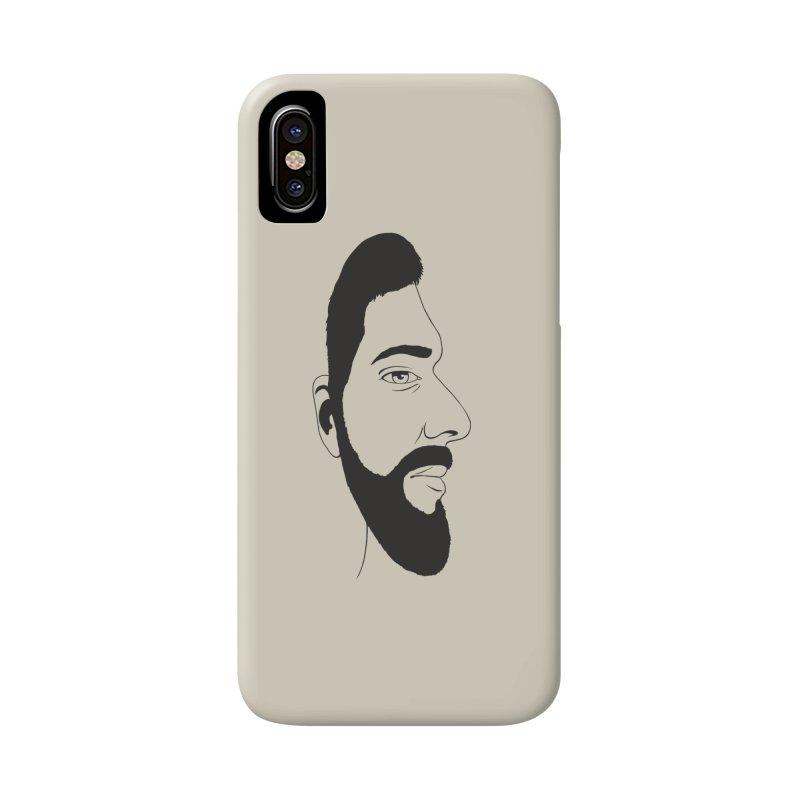 Face of Deception Accessories Phone Case by steveash's Artist Shop