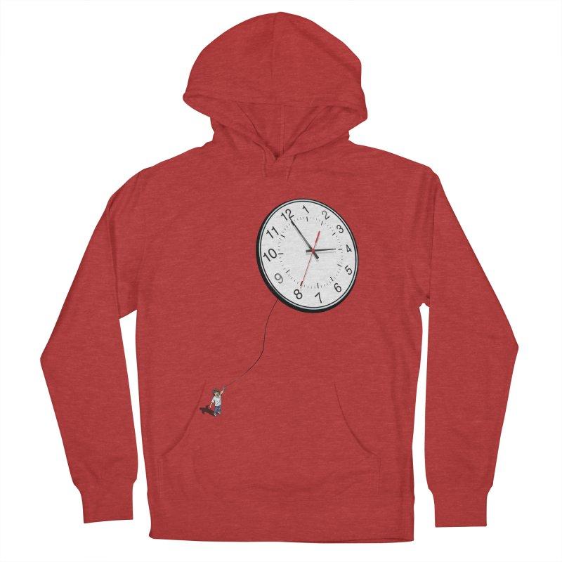 Time Flies Women's Pullover Hoody by steveash's Artist Shop