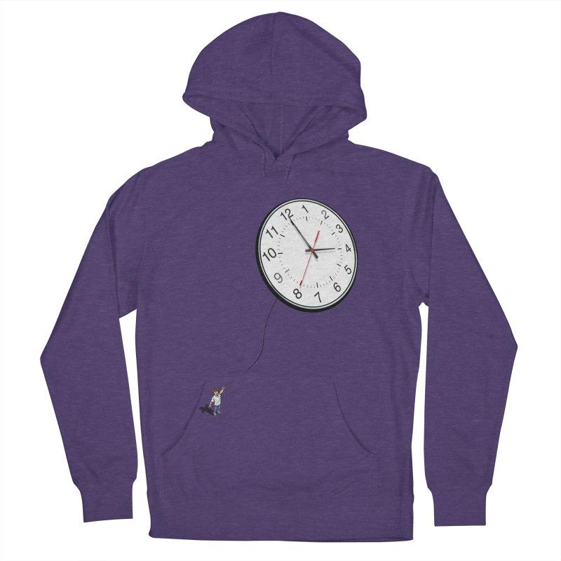 Time Flies Men's Pullover Hoody by steveash's Artist Shop