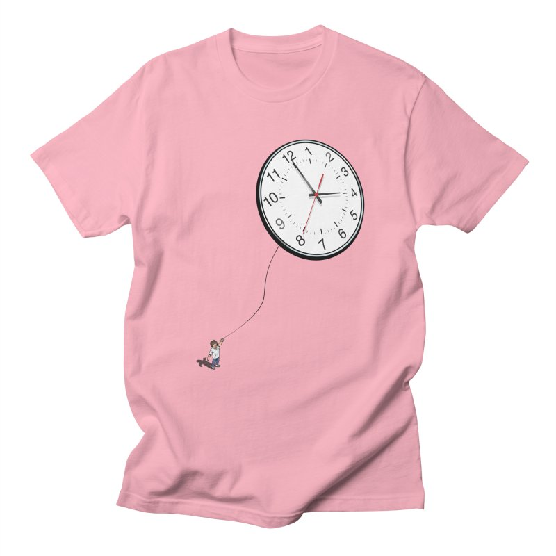 Time Flies Women's Unisex T-Shirt by steveash's Artist Shop