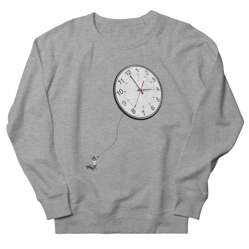 Time Flies Women's Sweatshirt by steveash's Artist Shop