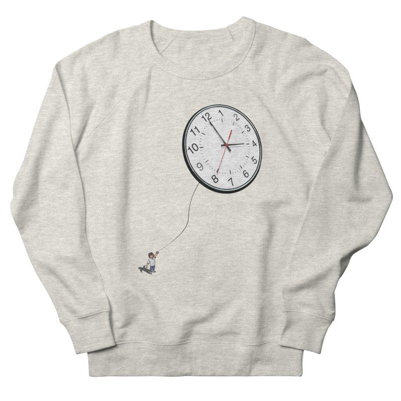 Time Flies Men's Sweatshirt by steveash's Artist Shop