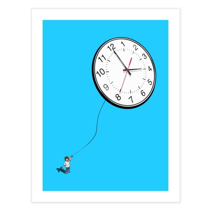 Time Flies Home Fine Art Print by steveash's Artist Shop