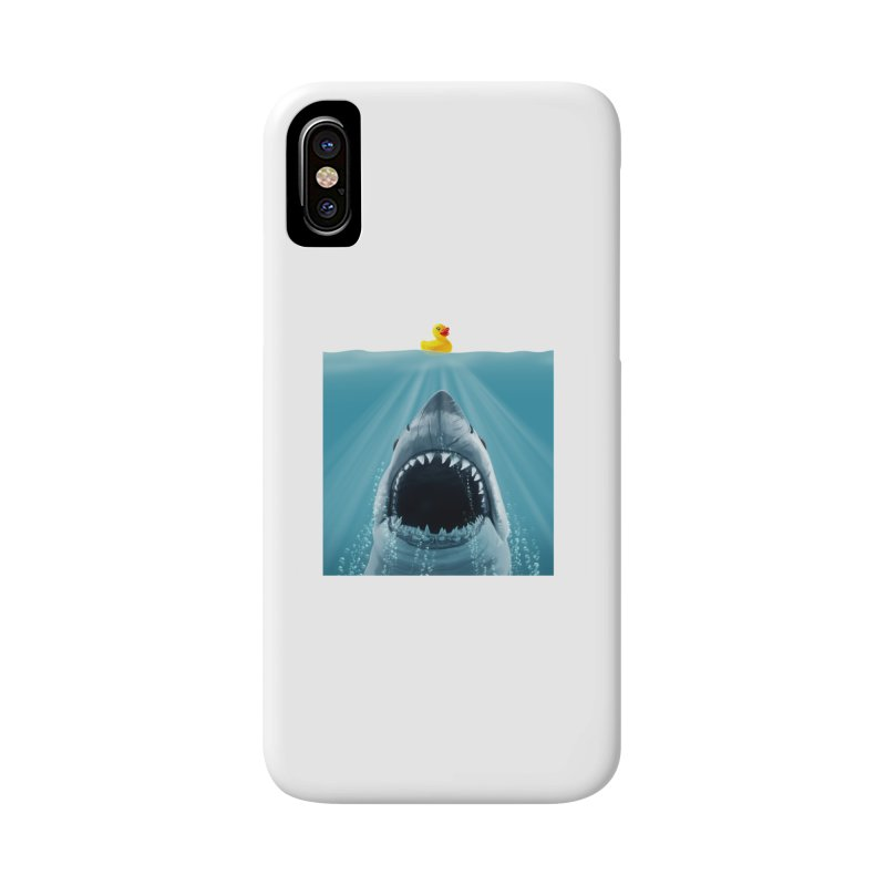 Save Ducky Accessories Phone Case by steveash's Artist Shop