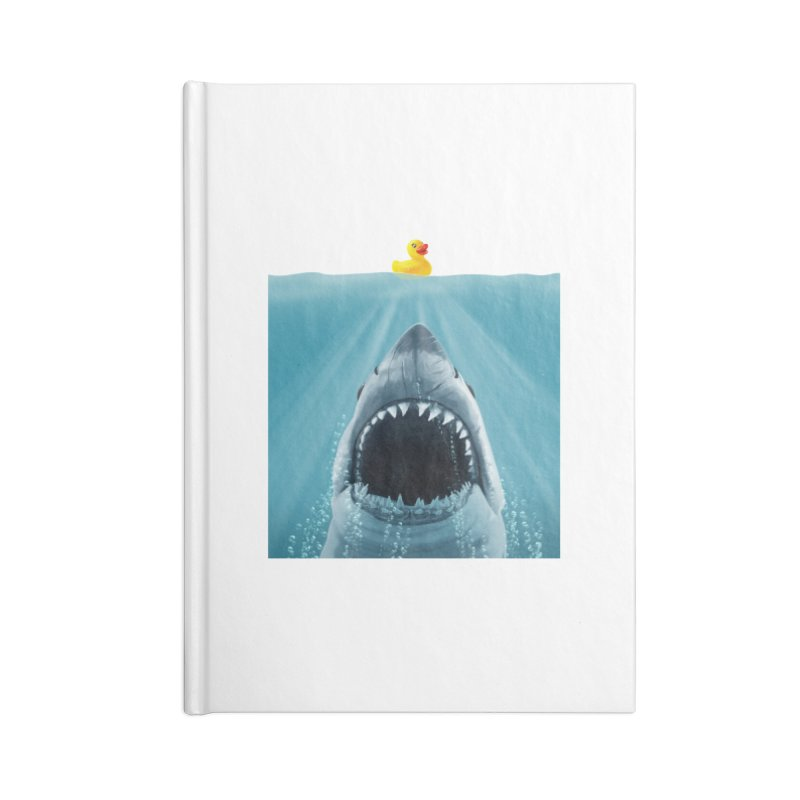 Save Ducky Accessories Blank Journal Notebook by steveash's Artist Shop