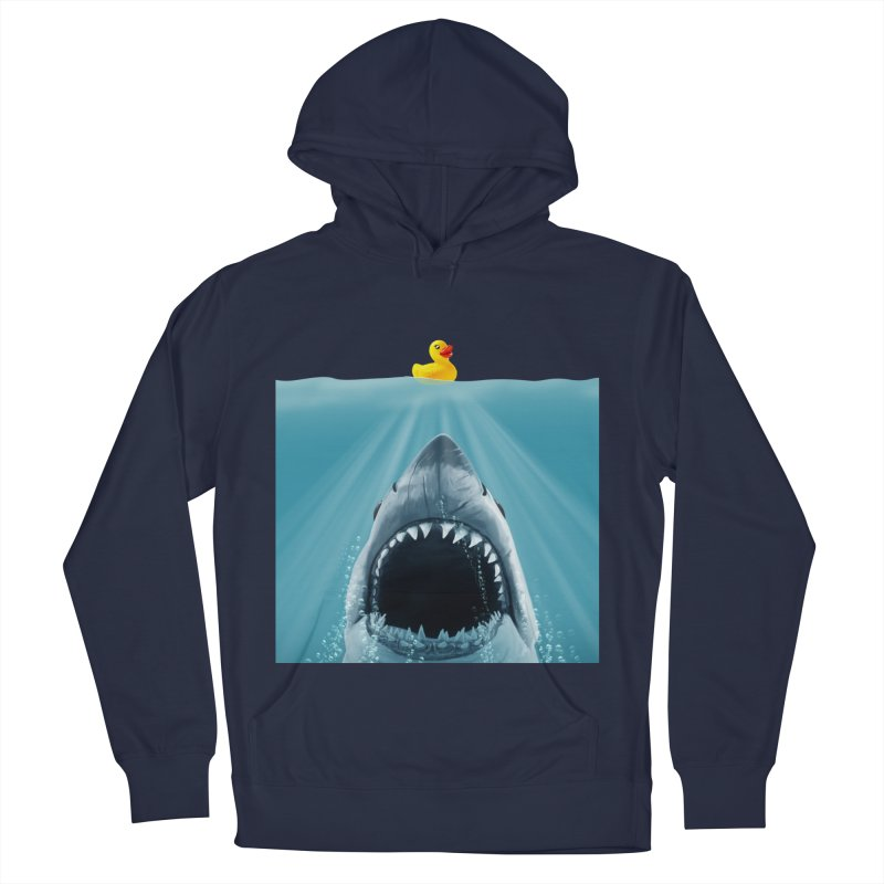 Save Ducky Men's Pullover Hoody by steveash's Artist Shop