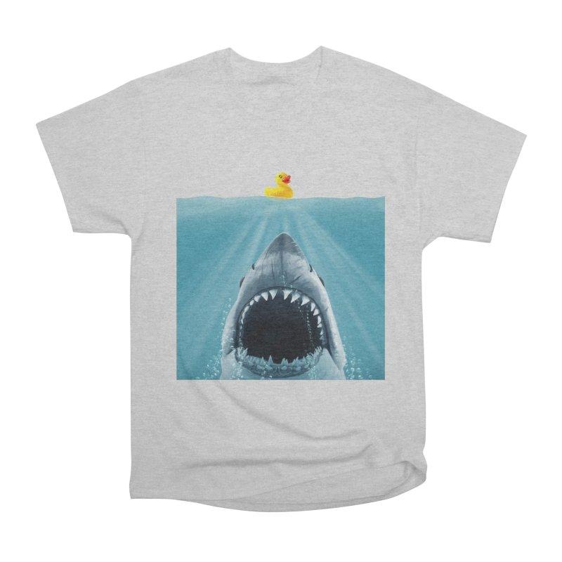 Save Ducky Women's Classic Unisex T-Shirt by steveash's Artist Shop