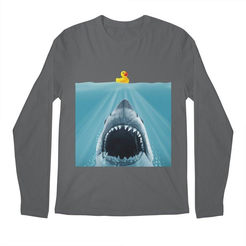 Save Ducky Men's Longsleeve T-Shirt by steveash's Artist Shop