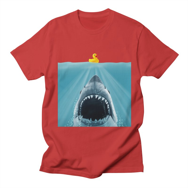 Save Ducky Women's Unisex T-Shirt by steveash's Artist Shop