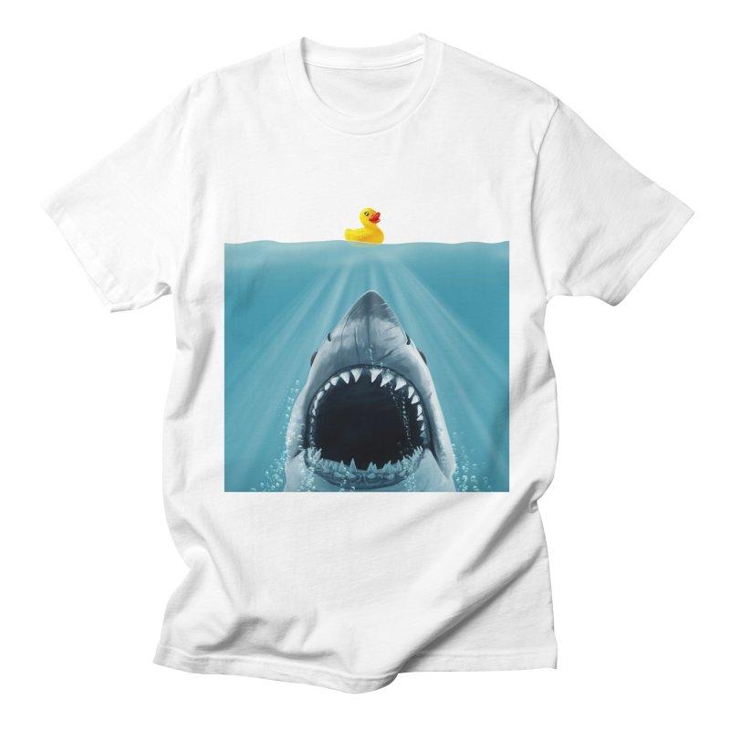 Save Ducky Men's T-Shirt by steveash's Artist Shop