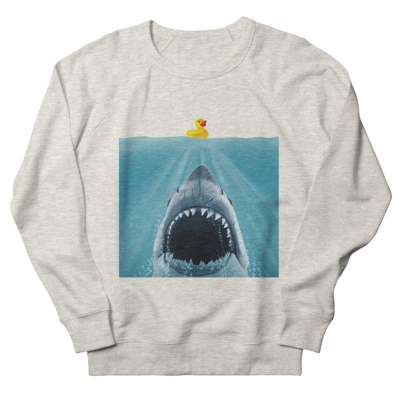 Save Ducky Men's French Terry Sweatshirt by steveash's Artist Shop