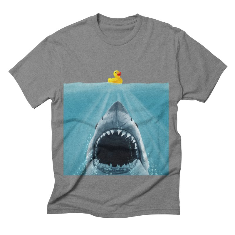 Save Ducky Men's Triblend T-shirt by steveash's Artist Shop