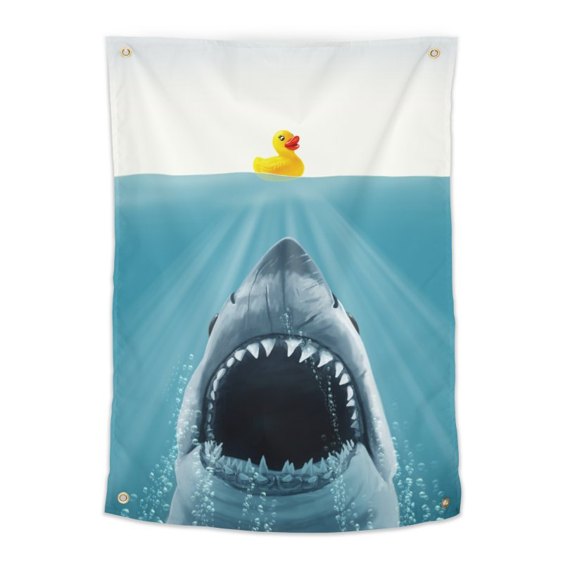 Save Ducky Home Tapestry by steveash's Artist Shop