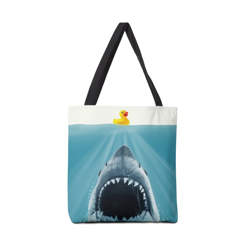 Save Ducky Accessories Bag by steveash's Artist Shop