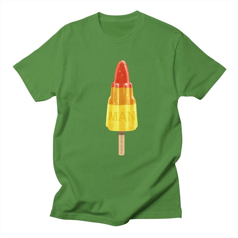 Rocket Man Women's Unisex T-Shirt by steveash's Artist Shop