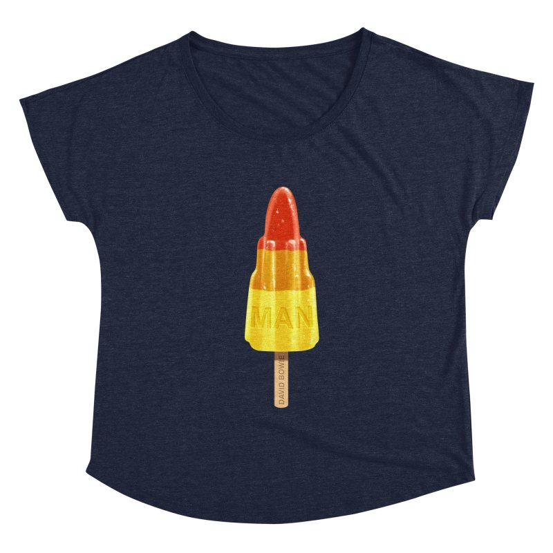 Rocket Man Women's Dolman by steveash's Artist Shop
