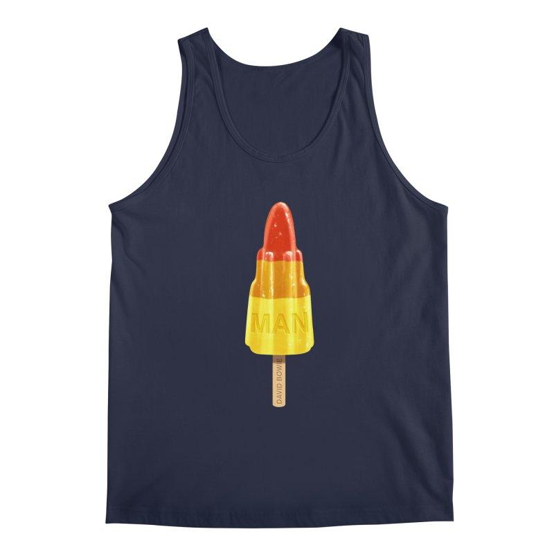 Rocket Man Men's Tank by steveash's Artist Shop