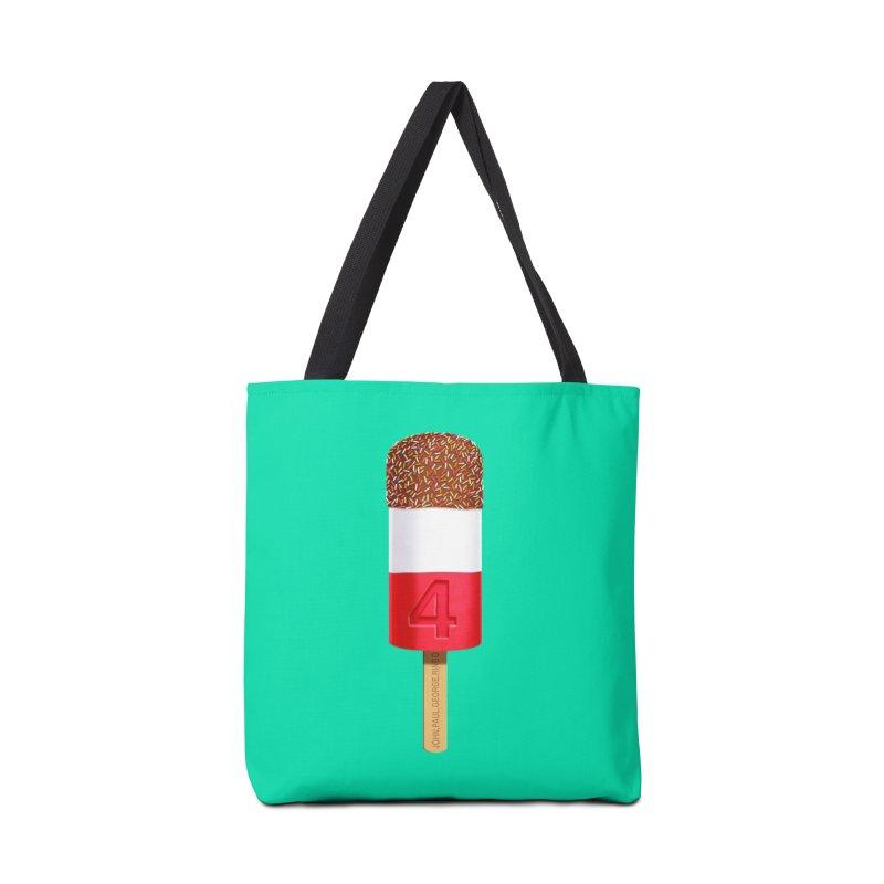 FAB 4 Accessories Bag by steveash's Artist Shop