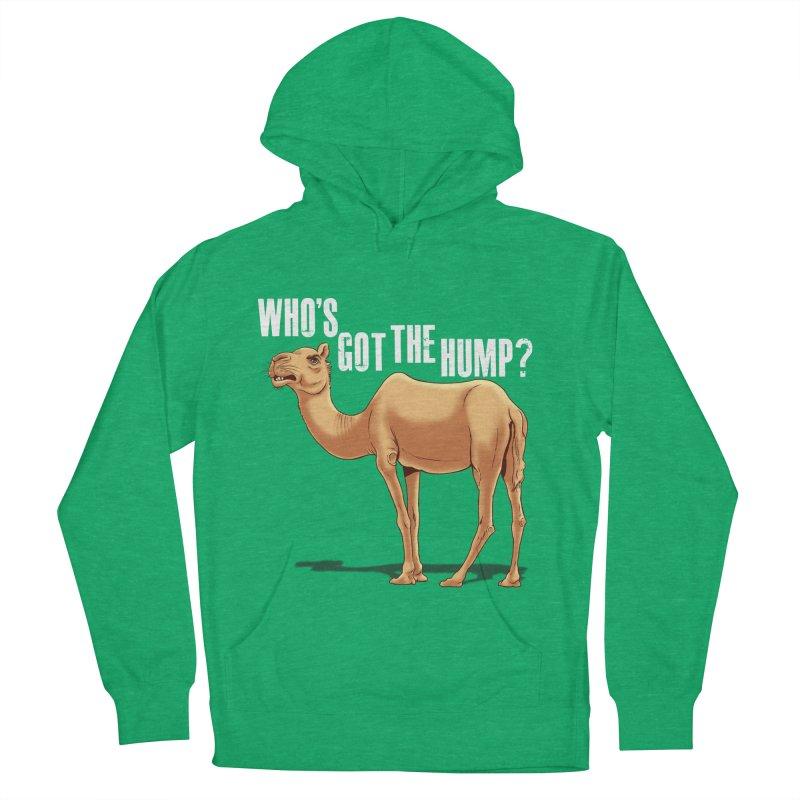 Who's got the Hump Women's Pullover Hoody by steveash's Artist Shop