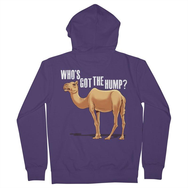 Who's got the Hump Women's Zip-Up Hoody by steveash's Artist Shop