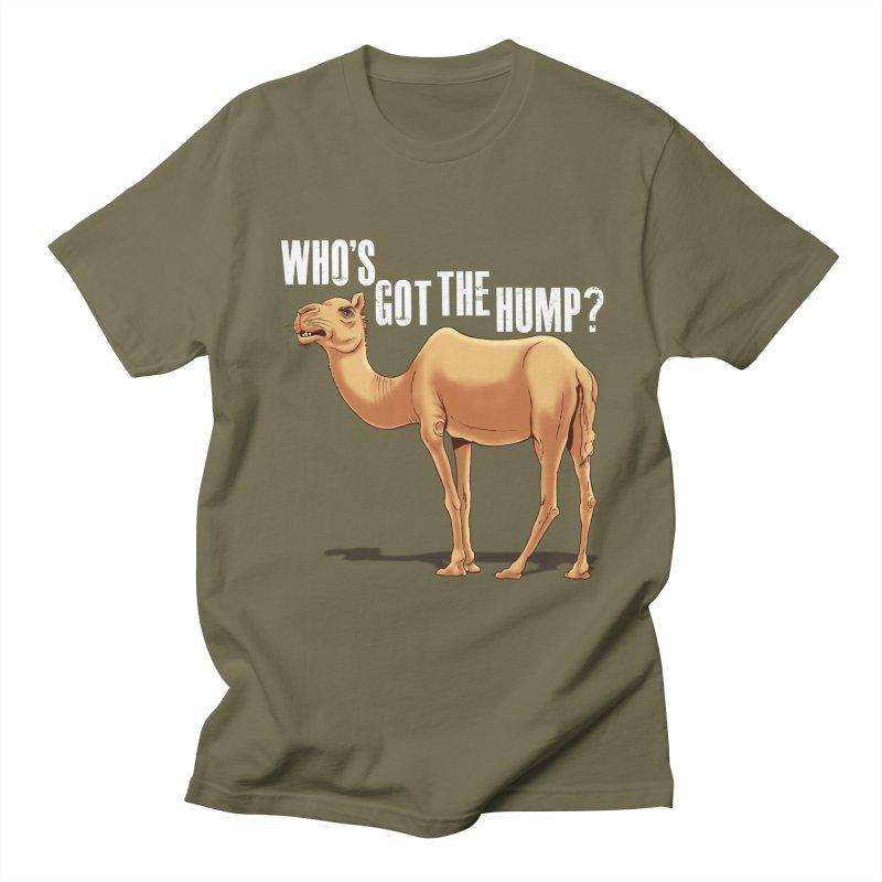 Who's got the Hump Women's Regular Unisex T-Shirt by steveash's Artist Shop