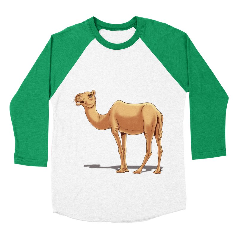 Who's got the Hump Women's Baseball Triblend T-Shirt by steveash's Artist Shop