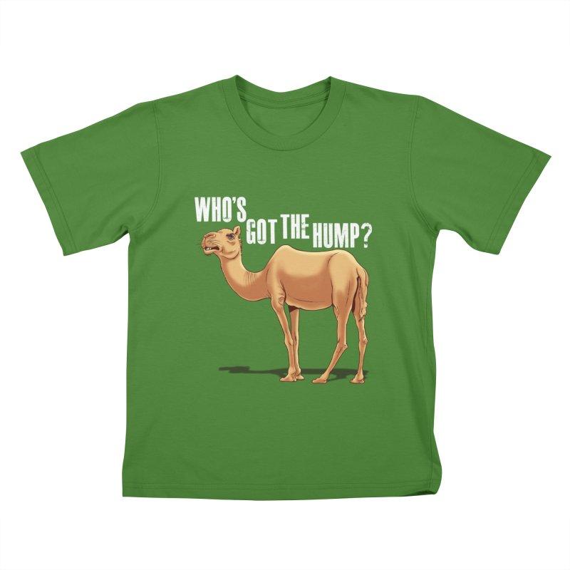 Who's got the Hump Kids T-Shirt by steveash's Artist Shop