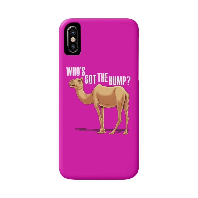Who's got the Hump Accessories Phone Case by steveash's Artist Shop
