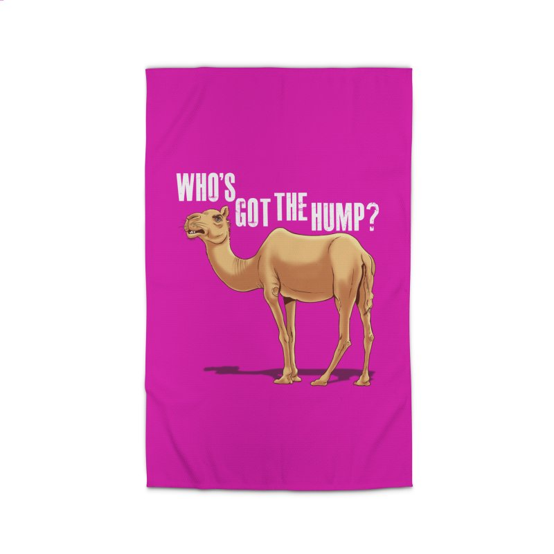 Who's got the Hump Home Rug by steveash's Artist Shop