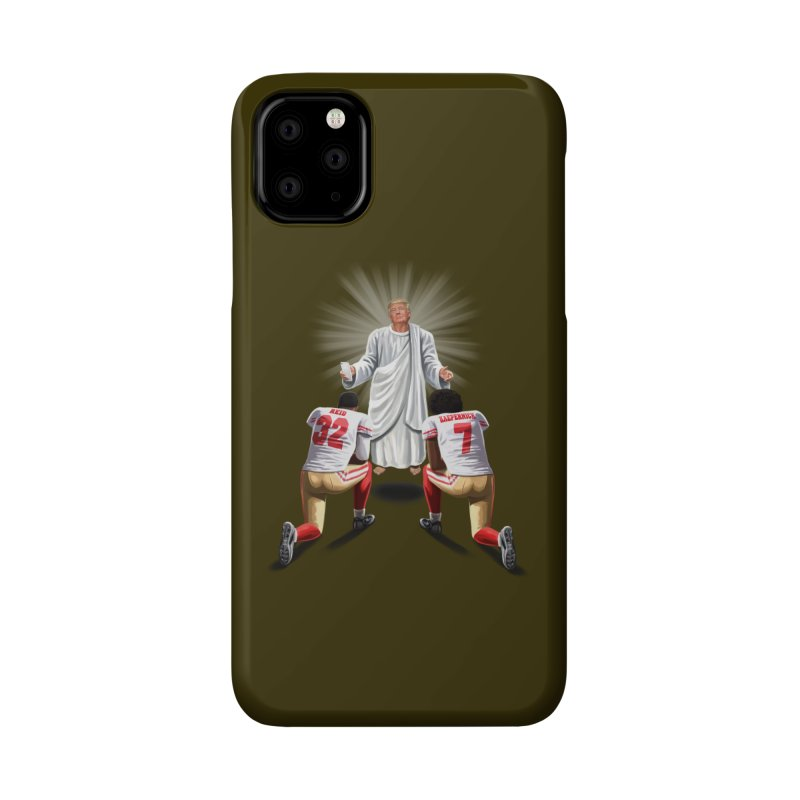 You Will Stand for Me im God. Accessories Phone Case by steveash's Artist Shop