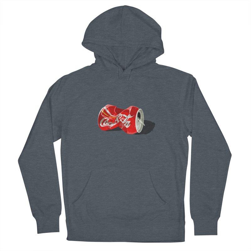 Crushed Men's Pullover Hoody by steveash's Artist Shop