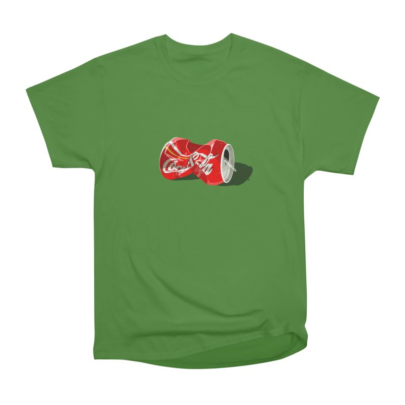 Crushed Men's Classic T-Shirt by steveash's Artist Shop