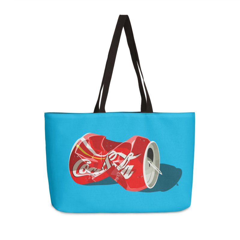 Crushed Accessories Bag by steveash's Artist Shop