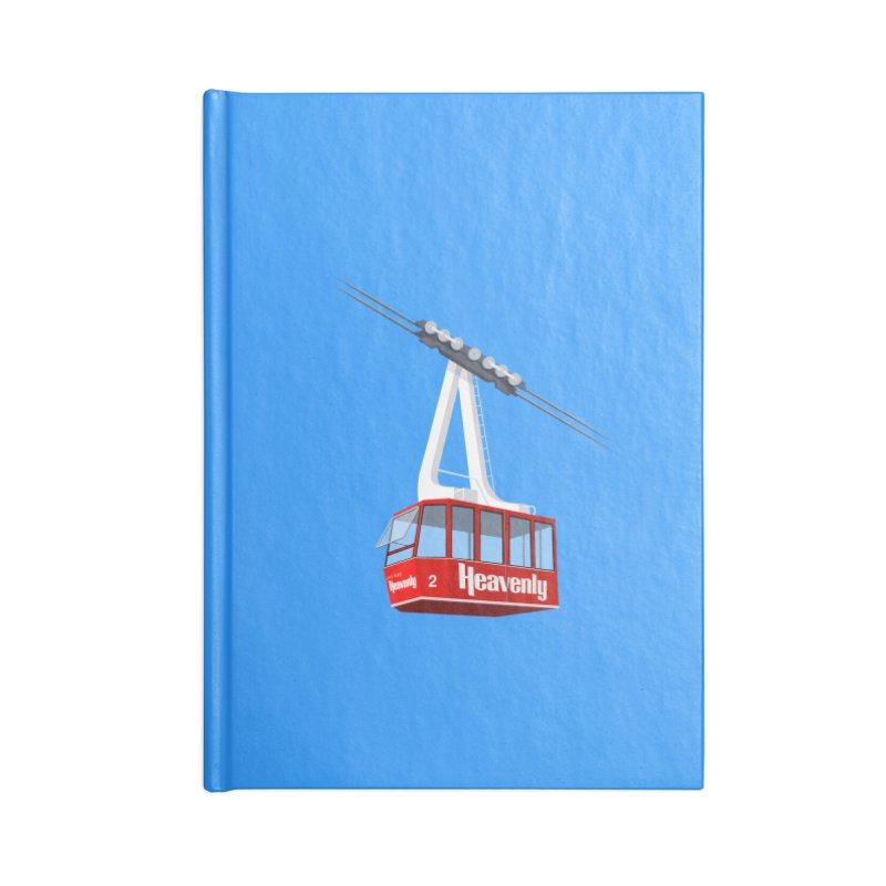 Heavenly Accessories Notebook by steveash's Artist Shop