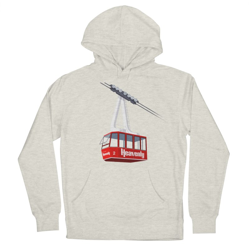 Heavenly Men's French Terry Pullover Hoody by steveash's Artist Shop