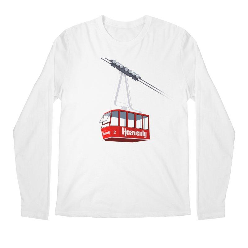 Heavenly Men's Regular Longsleeve T-Shirt by steveash's Artist Shop