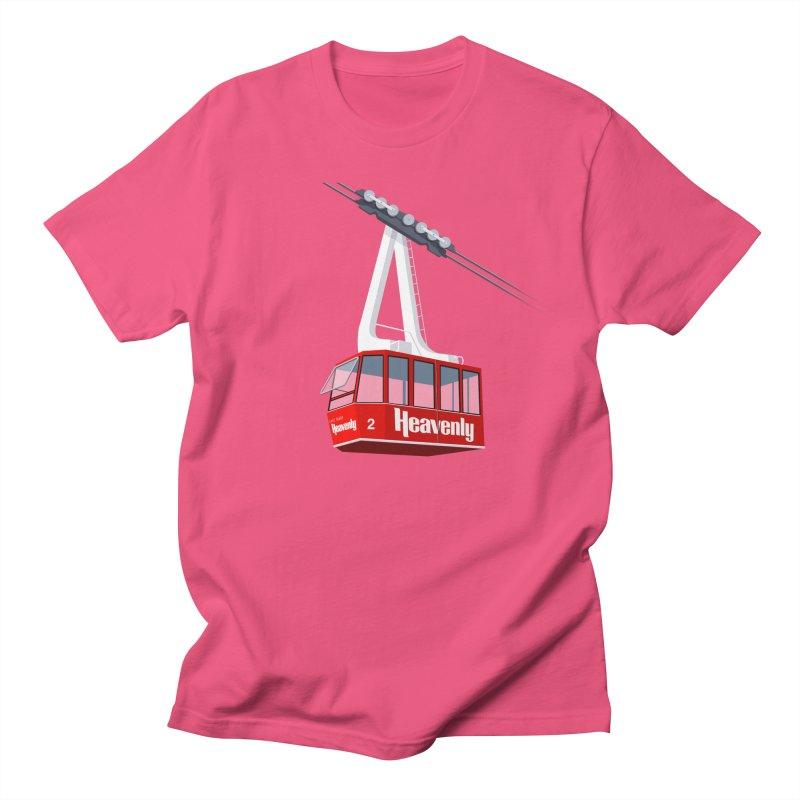 Heavenly Women's Regular Unisex T-Shirt by steveash's Artist Shop