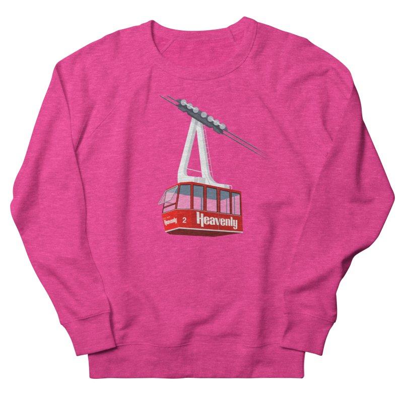Heavenly Men's French Terry Sweatshirt by steveash's Artist Shop