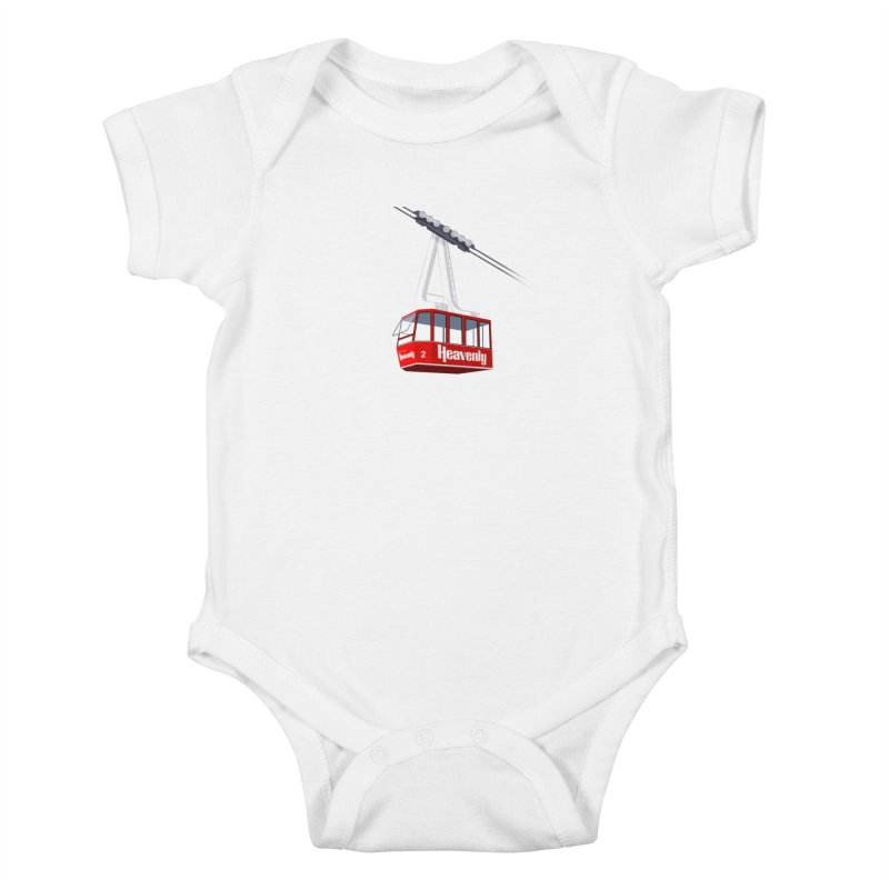Heavenly Kids Baby Bodysuit by steveash's Artist Shop